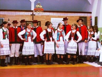 Zespół Folklorystyczny Carniacy - Rajby