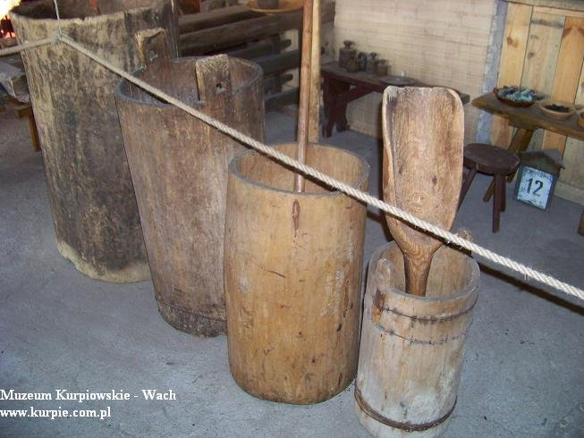 Muzeum Kurpiowskie w Wachu zdjęcia z 01.02.2010 r.