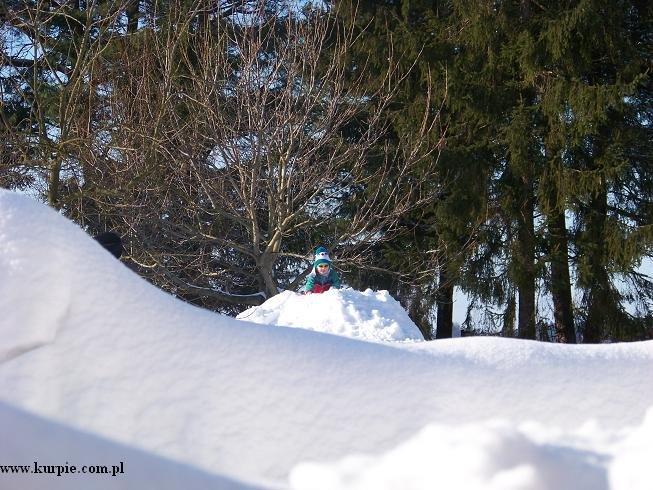 Zima w Wachu na Kurpiach