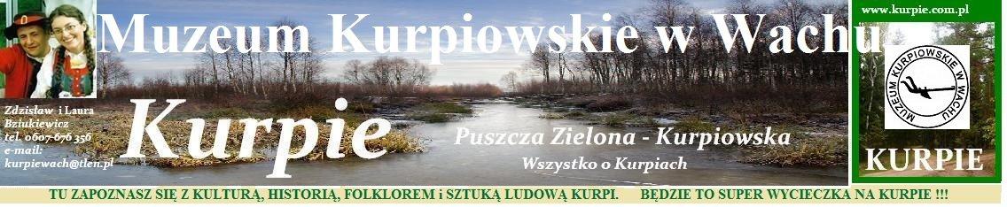 Kurpie Kurpiowska Puszcz Zielona