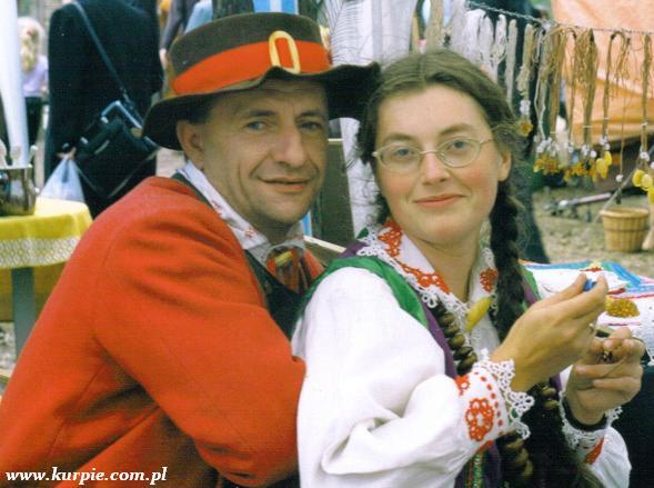 Zdzis�aw i Laura Bziukiewicz