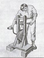 Tokarka i szlifierka gładziczka do bursztynu